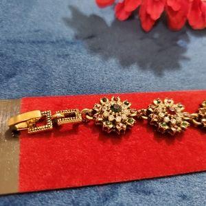 Bollywood style bracelet